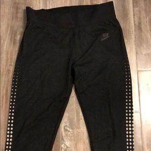 Nike dri fit workout pants.